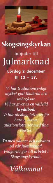 Julmarknad 17